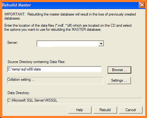 Sql server recovery1